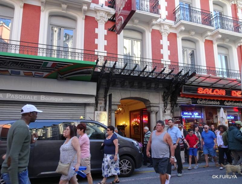 ルルド 6   ガリア & ロンドル (Grand Hotel Gallia & londres)_a0092659_18193170.jpg
