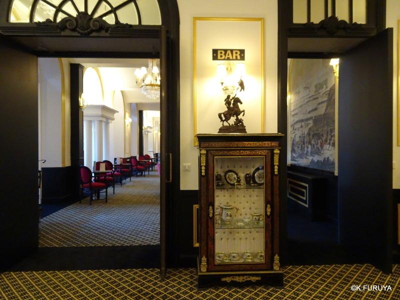 ルルド 6   ガリア & ロンドル (Grand Hotel Gallia & londres)_a0092659_23241240.jpg