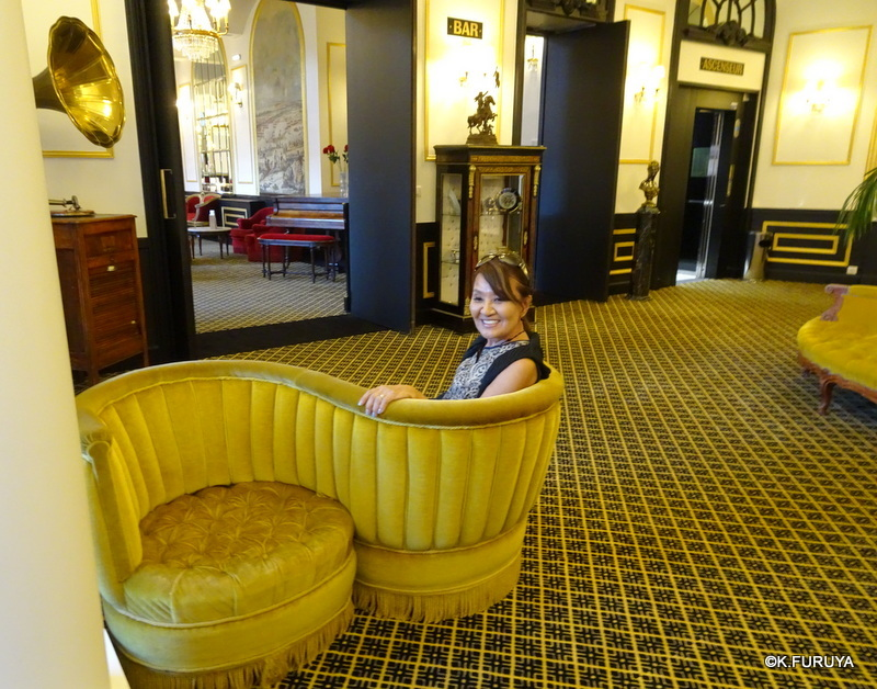 ルルド 6   ガリア & ロンドル (Grand Hotel Gallia & londres)_a0092659_23261776.jpg