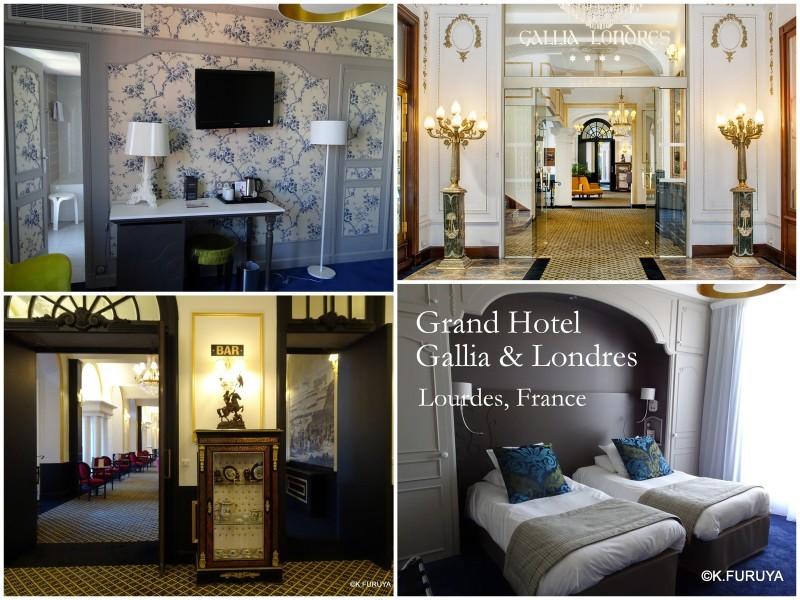 ルルド 6   ガリア & ロンドル (Grand Hotel Gallia & londres)_a0092659_23282945.jpg
