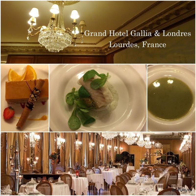 ルルド 6   ガリア & ロンドル (Grand Hotel Gallia & londres)_a0092659_23354690.jpg