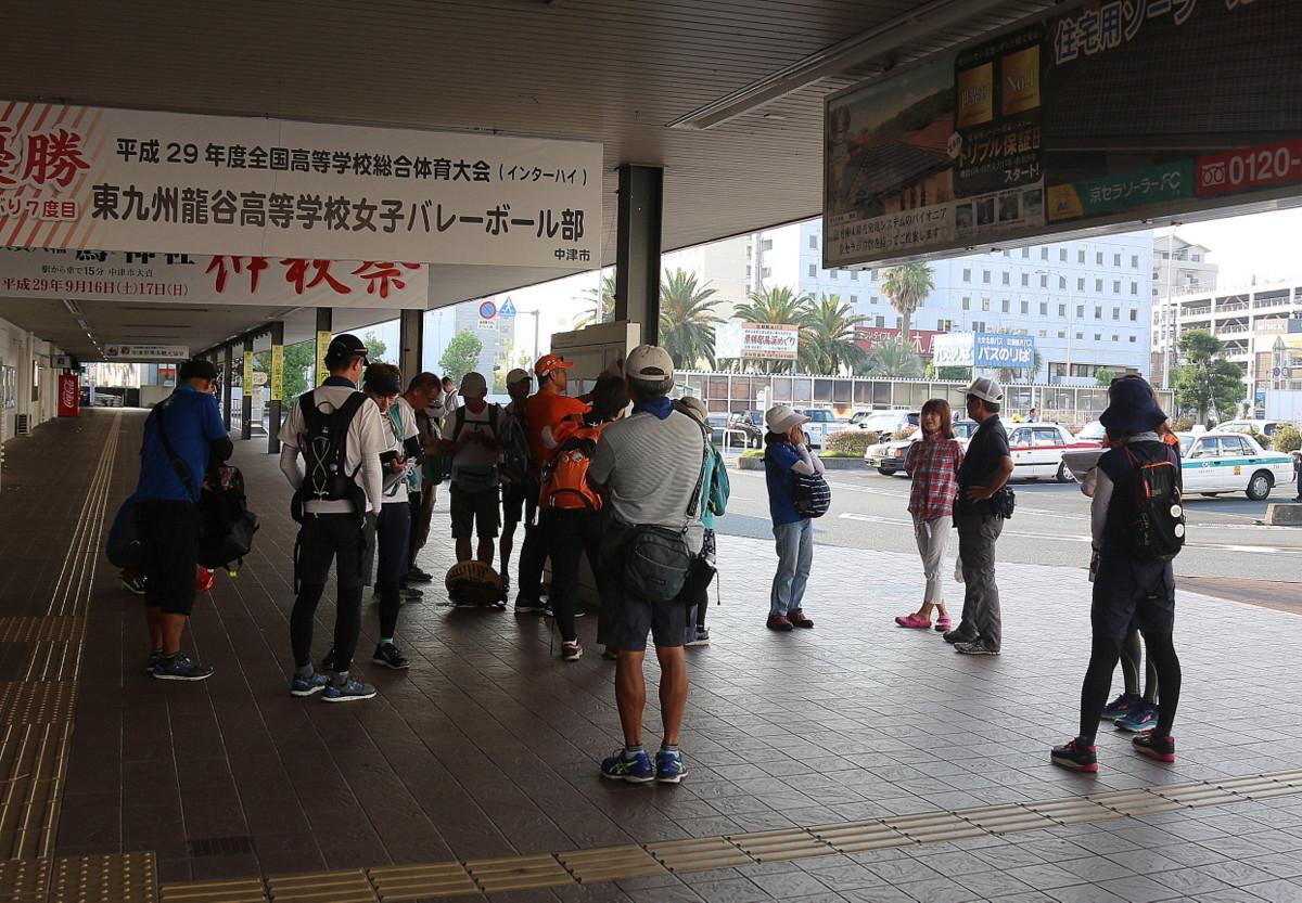 北九州ー中津ウオーキング大会_下見_b0220064_09130176.jpg