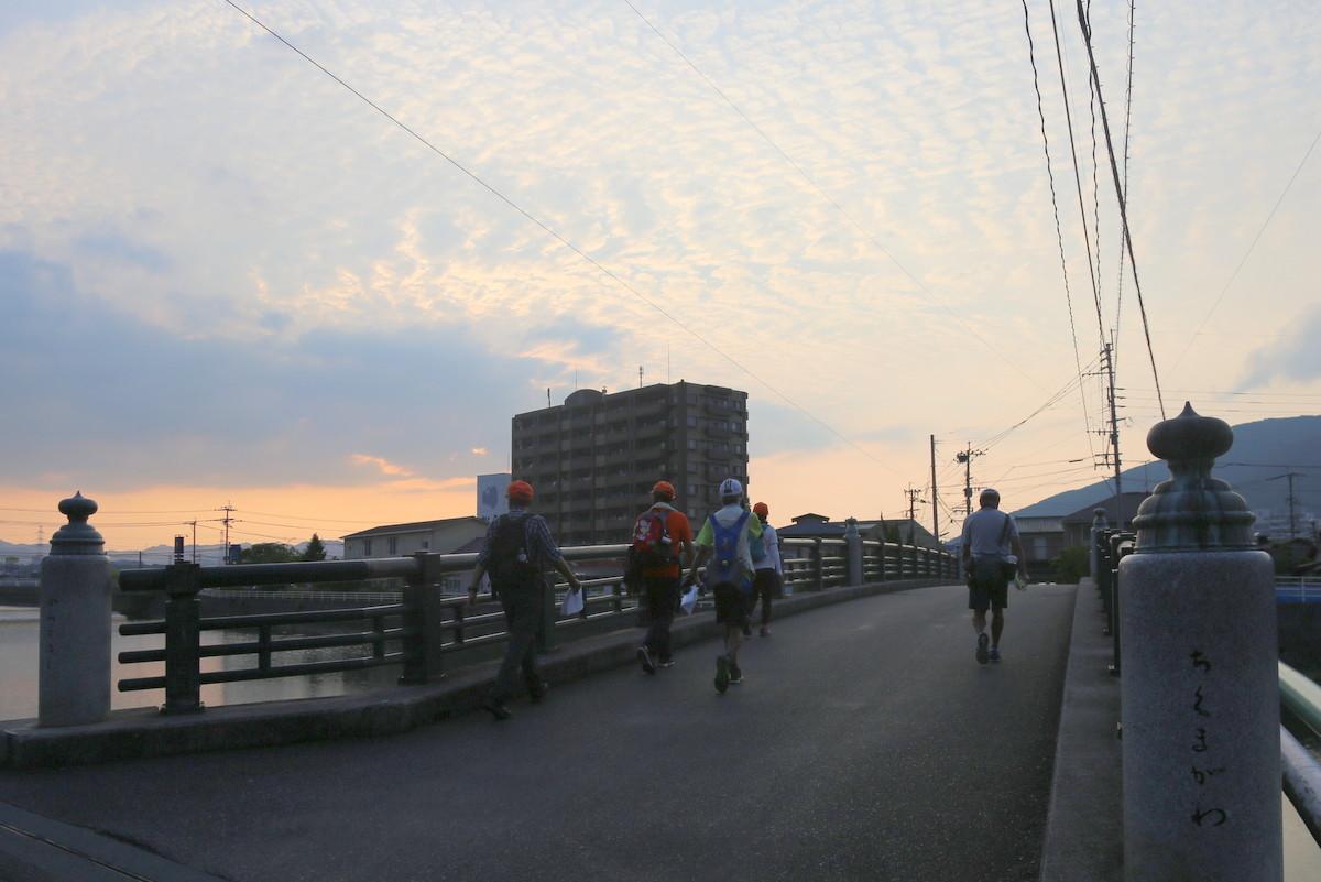 北九州ー中津ウオーキング大会_下見_b0220064_10033143.jpg