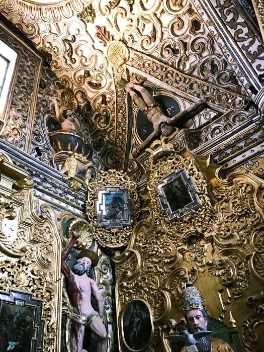 メキシコのゴシック聖堂①トラコルーラにある聖母の被昇天教会_d0116009_09233463.jpg