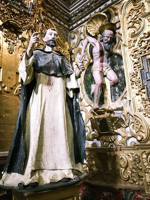 メキシコのゴシック聖堂①トラコルーラにある聖母の被昇天教会_d0116009_09343908.jpg