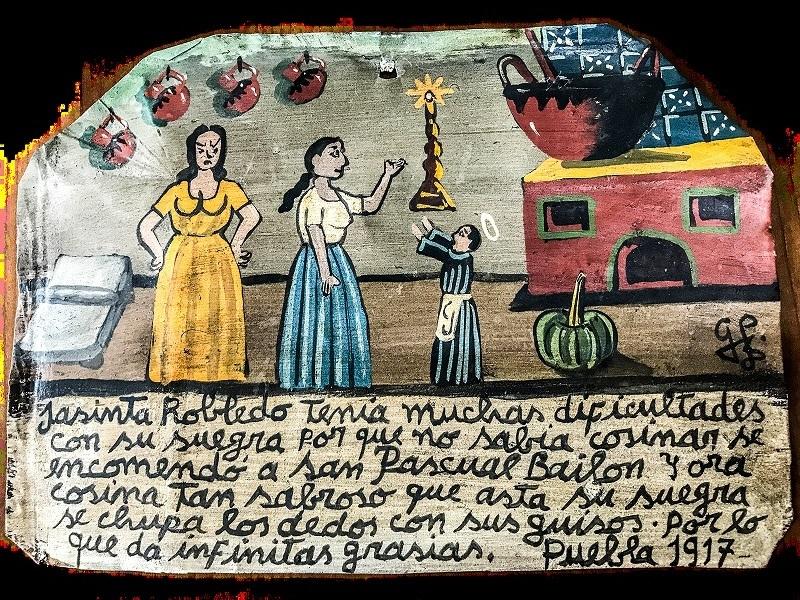 メキシコのゴシック聖堂①トラコルーラにある聖母の被昇天教会_d0116009_10420367.jpg