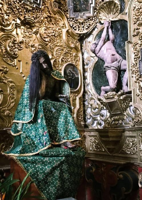 メキシコのゴシック聖堂①トラコルーラにある聖母の被昇天教会_d0116009_10594967.jpg
