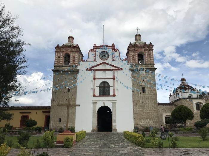 メキシコのゴシック聖堂①トラコルーラにある聖母の被昇天教会_d0116009_11004750.jpg