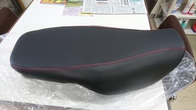 GROMのバイクザシート ハイシート仕様人気です_e0114857_9384666.jpg