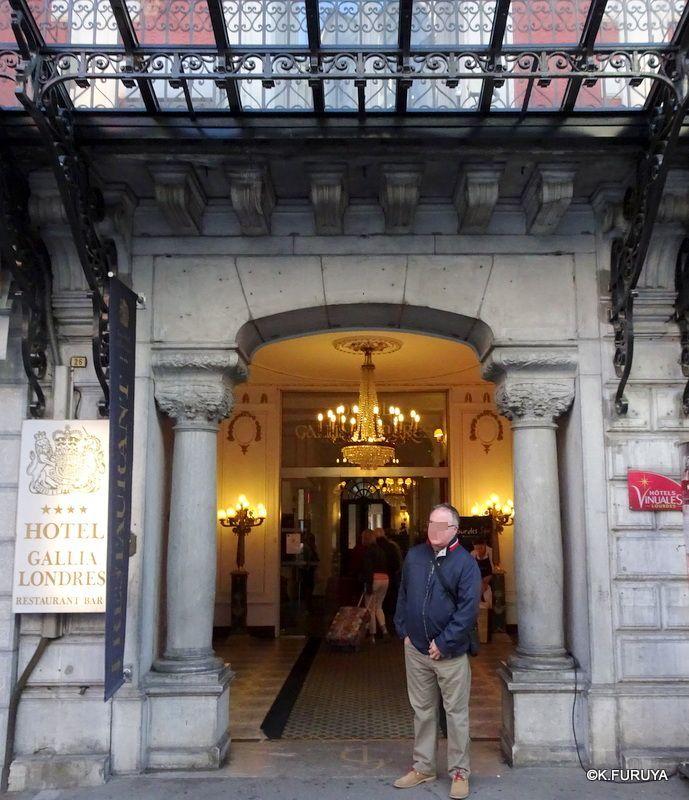 ルルド 6   ガリア & ロンドル (Grand Hotel Gallia & londres)_a0092659_14251468.jpg