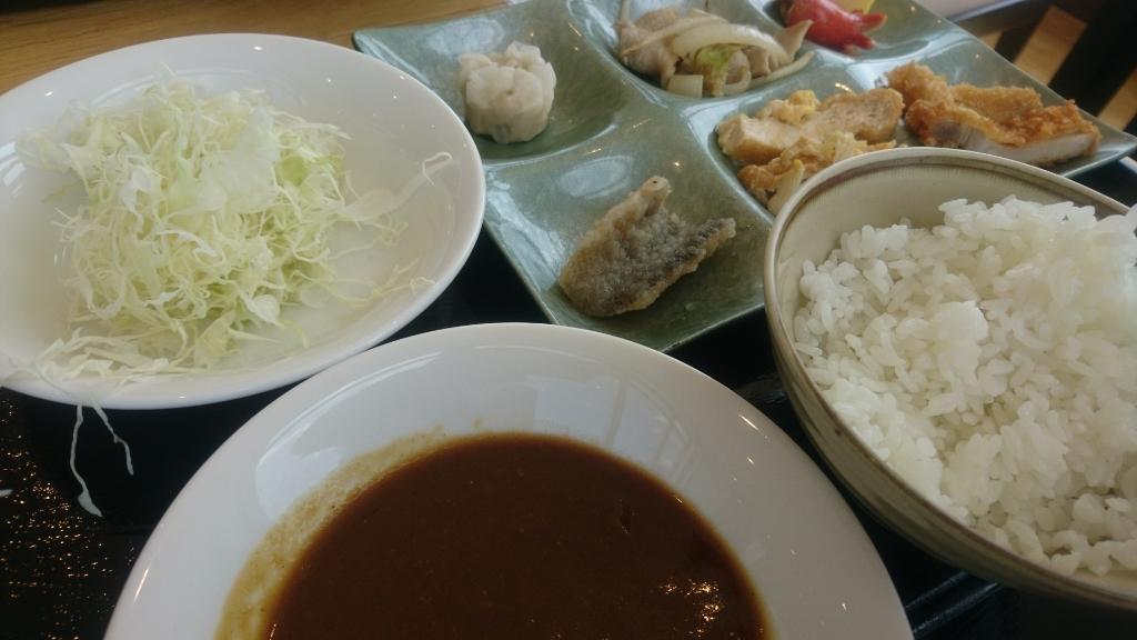 ホテルラジェント函館北斗のランチ_b0106766_14504880.jpg