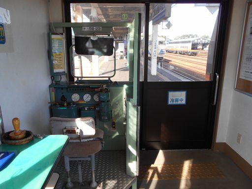 真夏の北日本海鉄道 6 (五能線)_b0005281_21535537.jpg