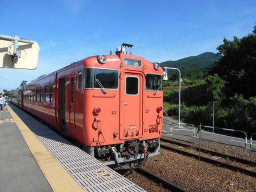 真夏の北日本海鉄道 6 (五能線)_b0005281_21552478.jpg