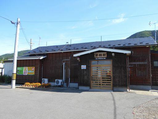 真夏の北日本海鉄道 6 (五能線)_b0005281_21553324.jpg