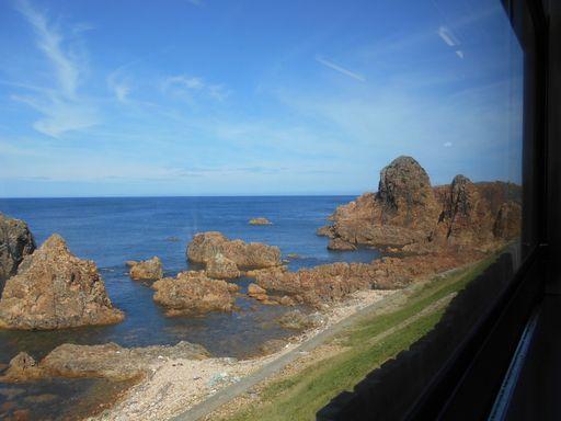 真夏の北日本海鉄道 6 (五能線)_b0005281_21561760.jpg