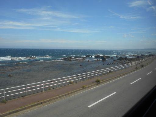 真夏の北日本海鉄道 6 (五能線)_b0005281_21565669.jpg