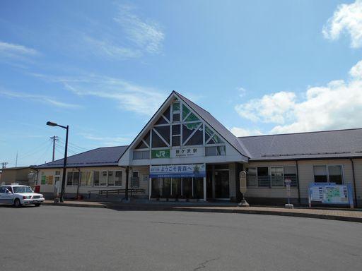 真夏の北日本海鉄道 6 (五能線)_b0005281_21571085.jpg