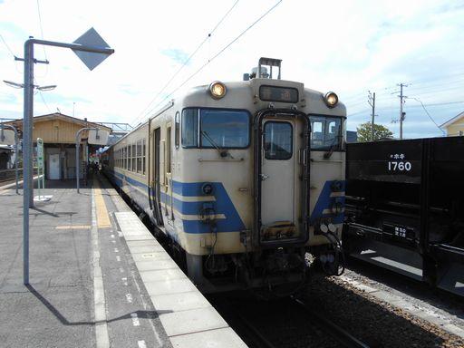 真夏の北日本海鉄道 6 (五能線)_b0005281_2202070.jpg