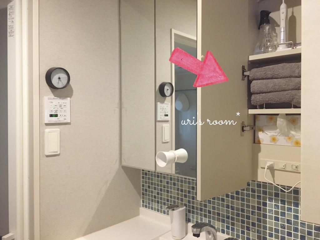 見直した洗面所収納…と、ハイテクドライヤーのその後!_a0341288_21532155.jpg