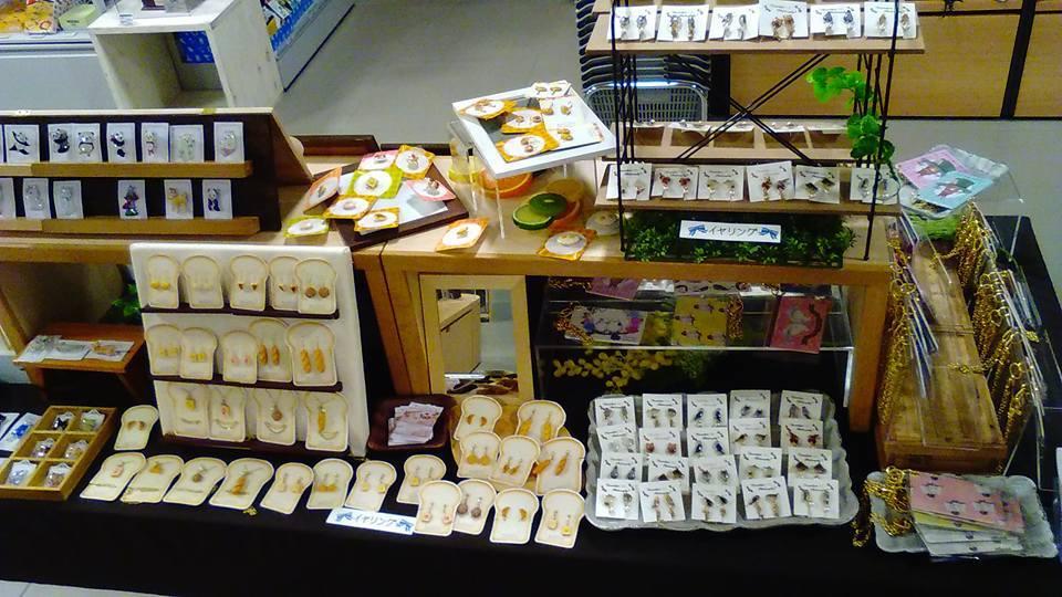 東急ハンズ京都店 クリエーターの可愛い小物マルシェ開催中です。_d0322493_01054160.jpg