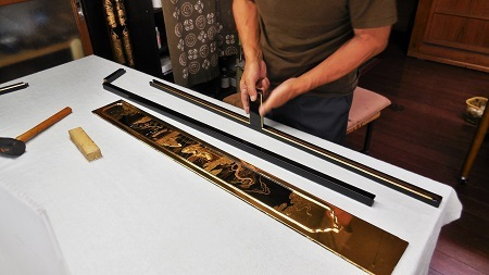 仏壇のすす洗い・修繕 その5 2017.09.12_c0213599_19173956.jpg