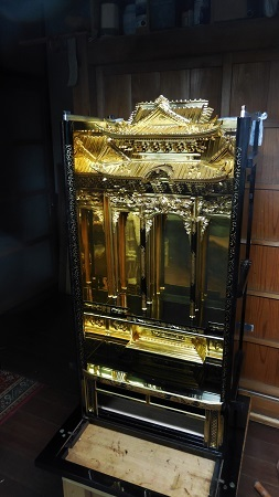 仏壇のすす洗い・修繕 その5 2017.09.12_c0213599_19275046.jpg