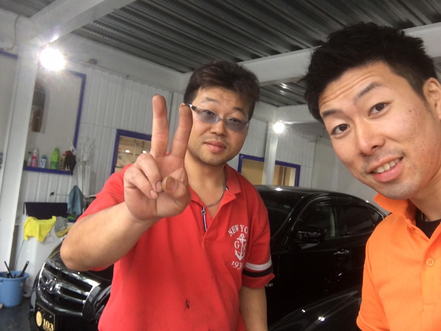 9月12日(火)TOMMY BASE ともみブログ☆ランクル ハマー ベンツも多数ありますよ☆_b0127002_00093768.jpg