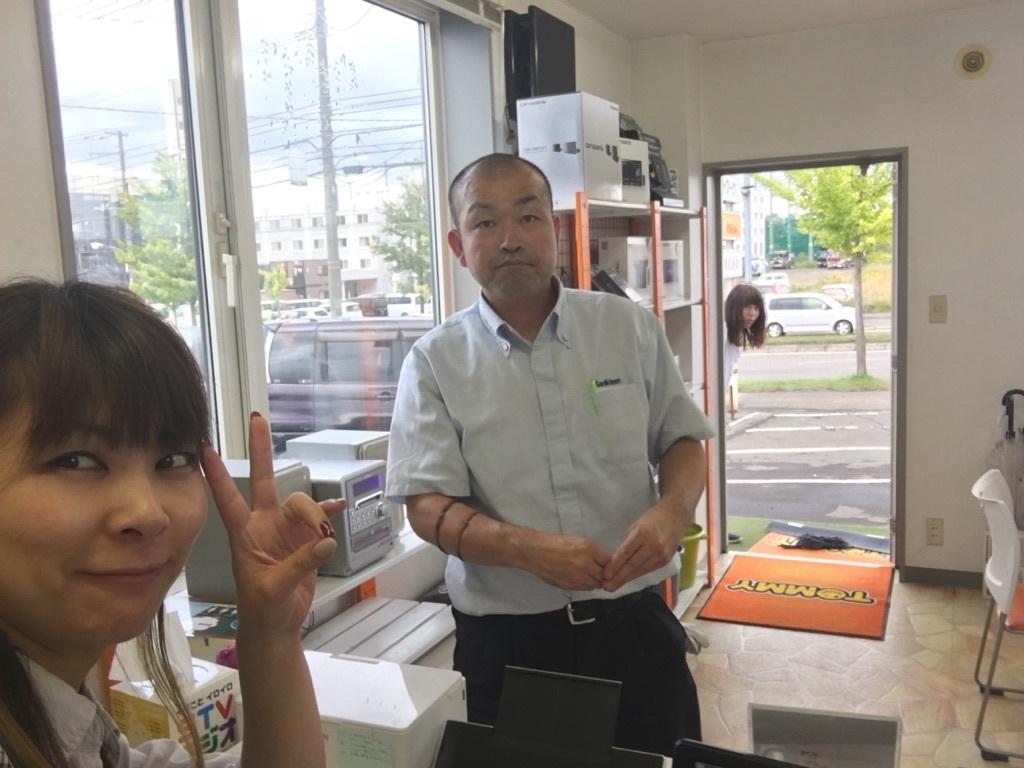 9月13日(水)☆TOMMYアウトレット☆あゆブログ(*´∀`)v TOMMYカー・トッポ S様ご成約☆_b0127002_17495442.jpg