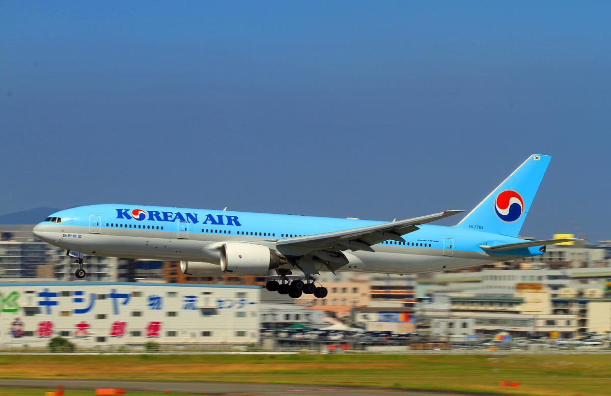 大韓航空。_b0044115_9254850.jpg