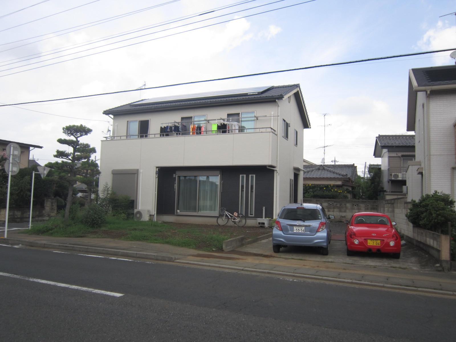 太田市外構工事 M 邸 着工しました(*\'\'ω\'\'*)_e0361918_16175609.jpg