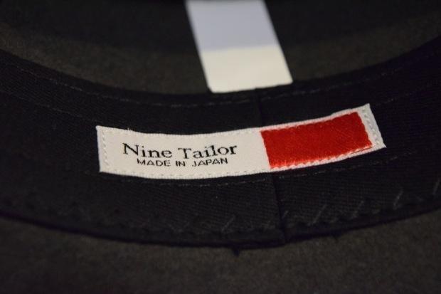 "\""Nine Tailor\"" フェルトハット!!!_c0355834_18161327.jpg"
