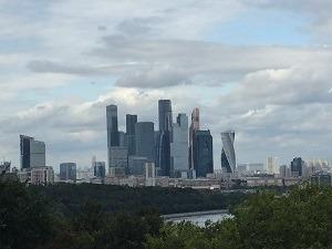 ロシアの旅~モスクワ①_f0233340_12551223.jpg