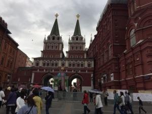ロシアの旅~モスクワ①_f0233340_13172196.jpg