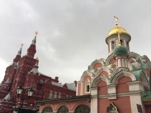 ロシアの旅~モスクワ①_f0233340_13175795.jpg