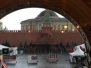 ロシアの旅~モスクワ①_f0233340_13180933.jpg