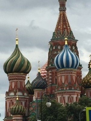 ロシアの旅~モスクワ①_f0233340_13182874.jpg
