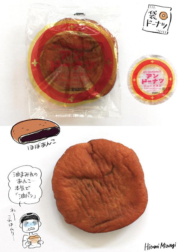 【袋ドーナツ】山口製菓店「アンドーナツ」【油とあんこ、ただそれだけ】_d0272182_18480720.jpg