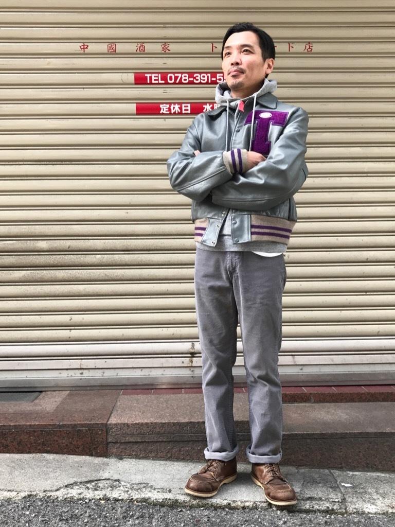 神戸店9/16(土)SSA秋スーペリア入荷! #1 Stadium JKT!!!_c0078587_16525962.jpg