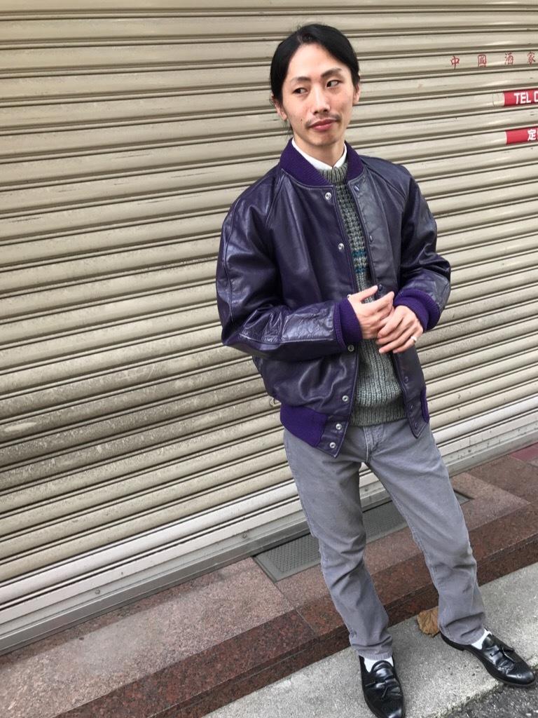 神戸店9/16(土)SSA秋スーペリア入荷! #1 Stadium JKT!!!_c0078587_16554798.jpg