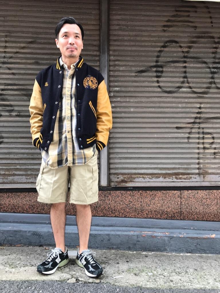 神戸店9/16(土)SSA秋スーペリア入荷! #1 Stadium JKT!!!_c0078587_16575929.jpg