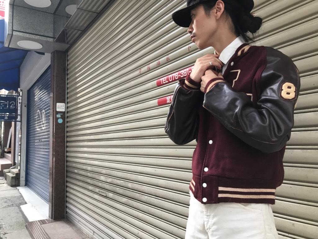 神戸店9/16(土)SSA秋スーペリア入荷! #1 Stadium JKT!!!_c0078587_17003241.jpg