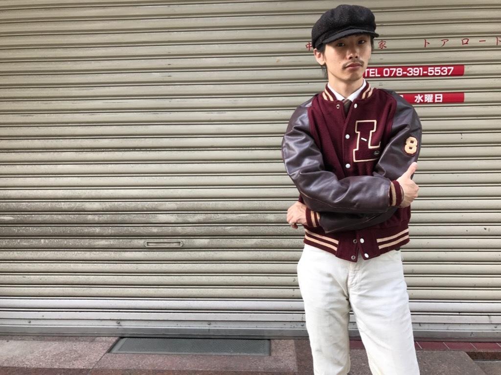 神戸店9/16(土)SSA秋スーペリア入荷! #1 Stadium JKT!!!_c0078587_17003251.jpg