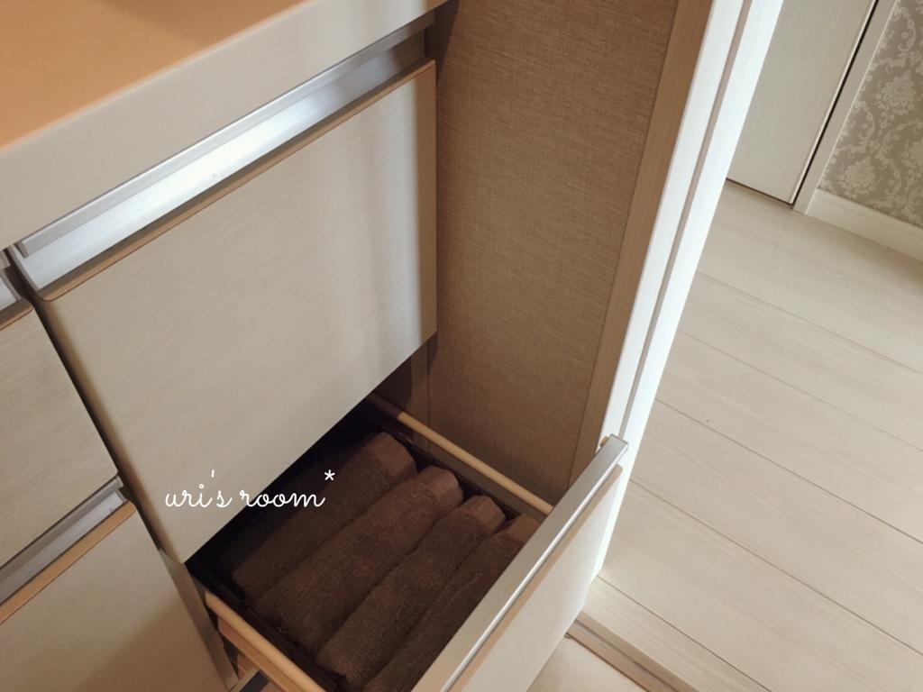 見直した洗面所収納…と、ハイテクドライヤーのその後!_a0341288_17012615.jpg