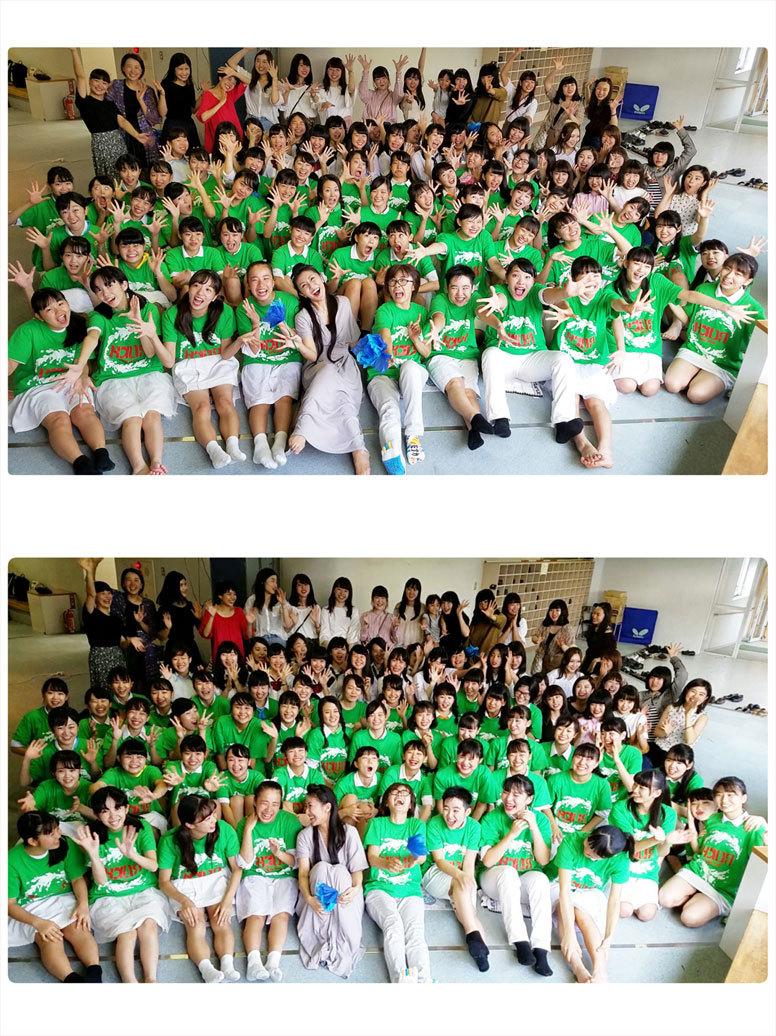教育現場の生徒chan達…今期初お披露目でした!_d0224894_05254516.jpg