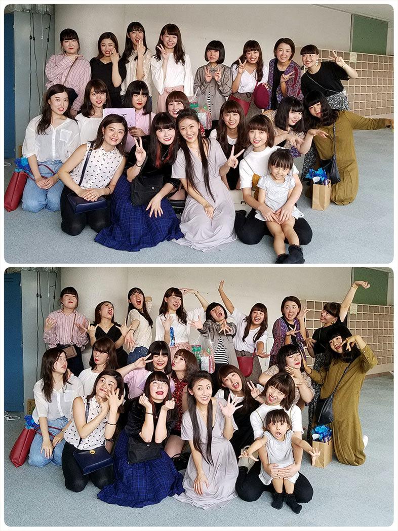 教育現場の生徒chan達…今期初お披露目でした!_d0224894_05283439.jpg