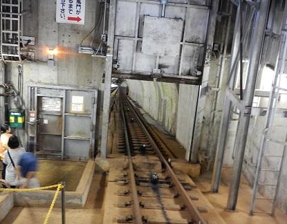 青函トンネル 坑道体験_e0077899_13383564.jpg