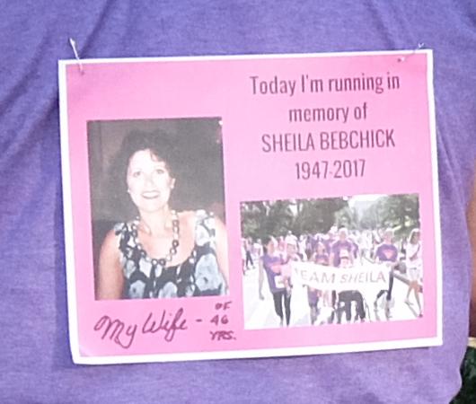 NYで乳がん撲滅のためのマラソン大会、Race for the Cure_b0007805_2125914.jpg