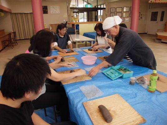 9/13 陶芸教室_a0154110_14560516.jpg