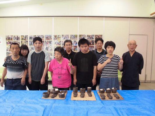 9/13 陶芸教室_a0154110_14564043.jpg