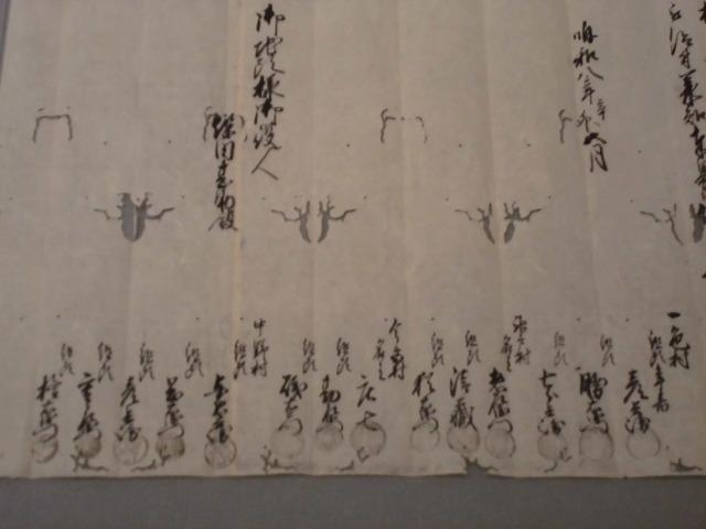 「江戸時代は『文書主義』の時代」  「東泉院」をテーマにした富士山かぐや姫ミュージアムの企画展_f0141310_07535986.jpg